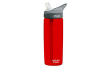CamelBak eddy Trinkflasche 600ml chili red